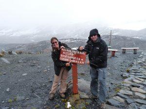 Peru' - Nevado Pastoruri